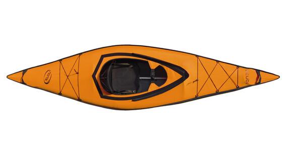 nortik scubi 1 Kano Kompletsæt orange/sort